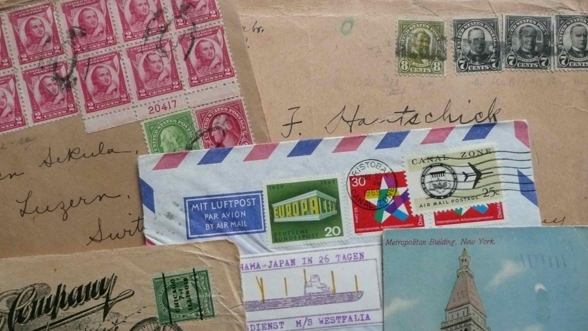 Briefmarkensammler Elmshorn